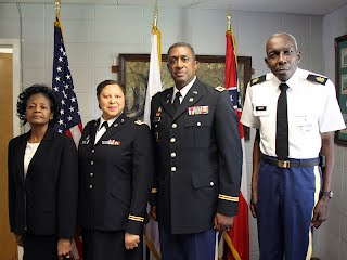 JPS JROTC Director And Staff